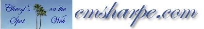 Older CMSharpe.com logo